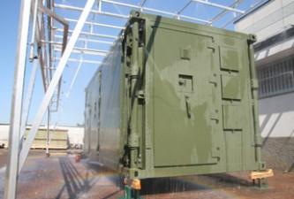Alex sistemi and the Predator UAV programme